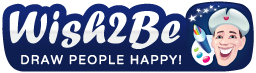 Wish2Be Logo