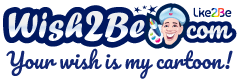 Wish2Be Logo